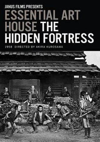The Hidden Fortress (Essential Art House,