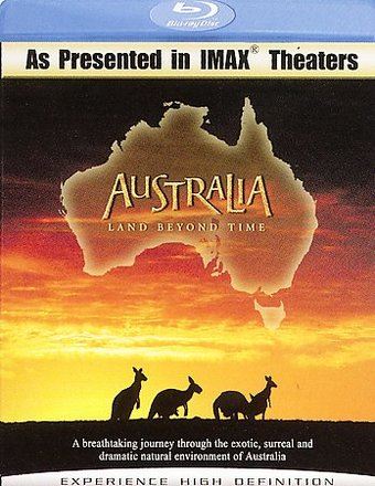 IMAX - Australia: Land Beyond Time (Blu-ray)