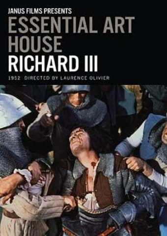 Richard III (Essential Art House, Criterion
