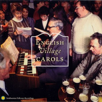Christmas Carols from English Pubs