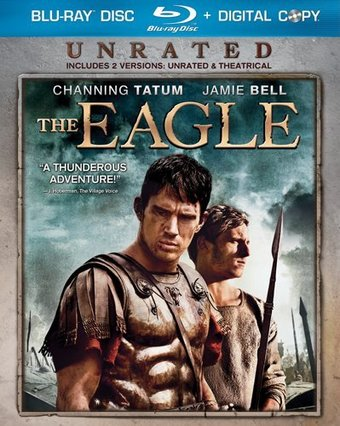 The Eagle (Blu-ray, Rated, Unrated)