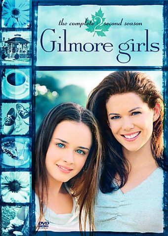 Gilmore Girls - Complete 2nd Season (6-DVD)