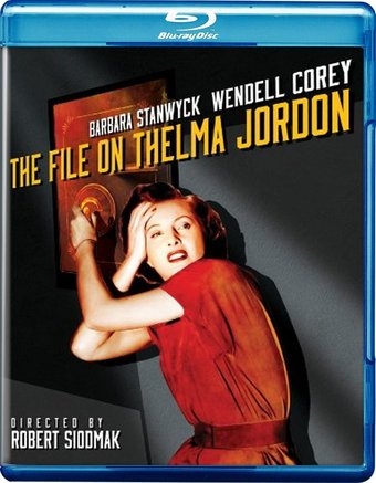 The File on Thelma Jordon (Blu-ray)