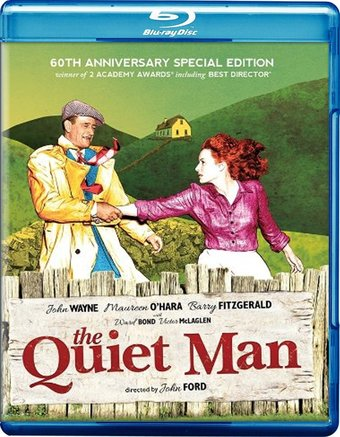 The Quiet Man (Blu-ray)
