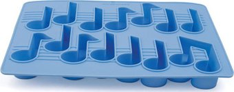 Musical Notes - Ice Cube Tray