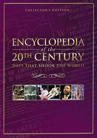 Encyclopedia of the 20th Century (5-DVD)
