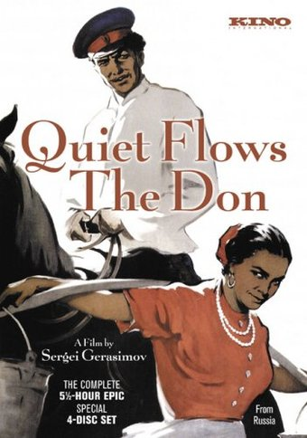 Quiet Flows the Don (4-DVD)