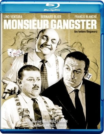 Monsieur Gangster (Blu-ray)