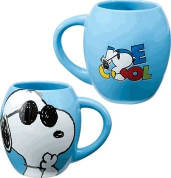 Peanuts - Joe Cool 18 oz. Mug