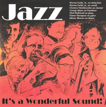 Jazz It's a Wonderful Sound (Live)