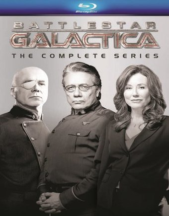Complete Series (Blu-ray)
