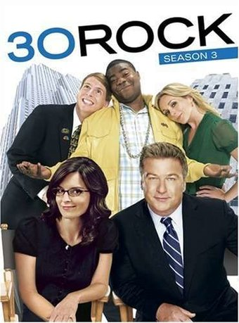 30 Rock - Season 3 (3-DVD)