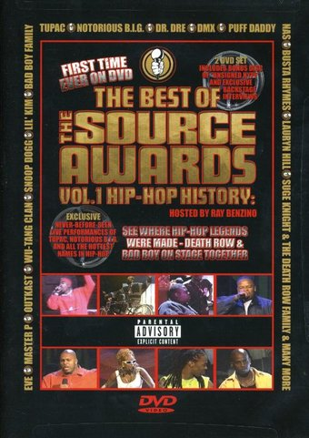 Best of The Source Awards, Volume 1 - Hip-Hop