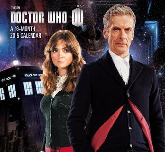 Doctor Who - 2015 Mini Calendar