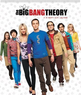The Big Bang Theory - Poster 2015 Calendar