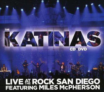 Katinas: Live at The Rock San Diego - Featuring