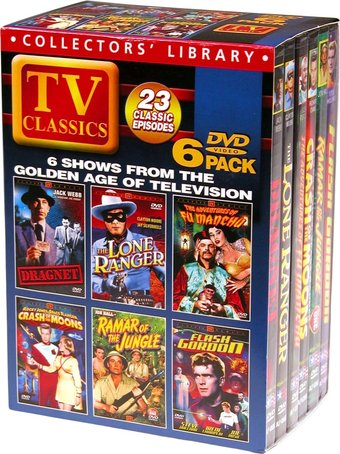 TV Classics (Dragnet / The Lone Ranger / The