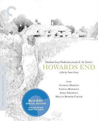 Howards End (Blu-ray, Criterion Collection)