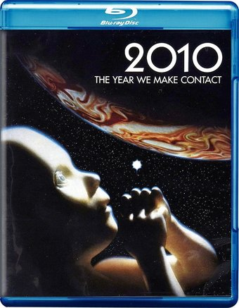 2010: The Year We Make Contact (Blu-ray)