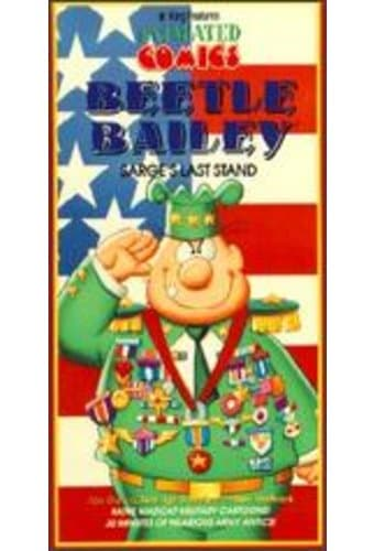 Beetle Bailey: Sarge's Last Stand