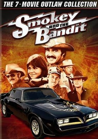 Smokey and the Bandit: The 7-Movie Outlaw