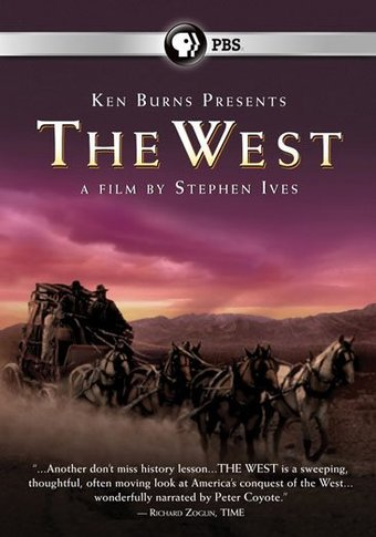 PBS - Ken Burns Presents: The West - A Film by