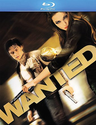 Wanted (Blu-ray, 2-Disc Set)
