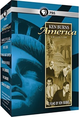 PBS - Ken Burns: America Collection (7-DVD)
