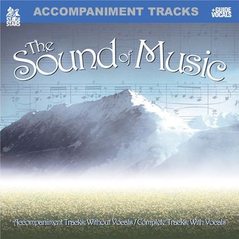 The Sound of Music (Accompaniment Disc) (2 Disc)