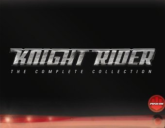 Knight Rider - Complete Series (24-DVD)