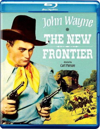 The New Frontier (Blu-ray)