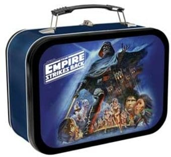 Empire Strikes Back: Extra Large Tin Tote