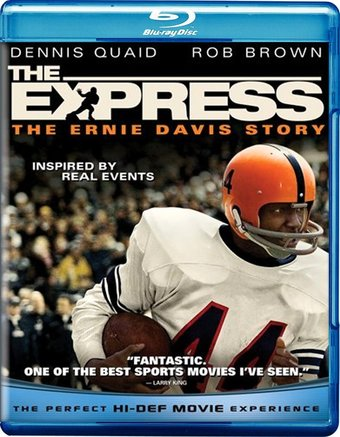 The Express: The Ernie Davis Story (Blu-ray)