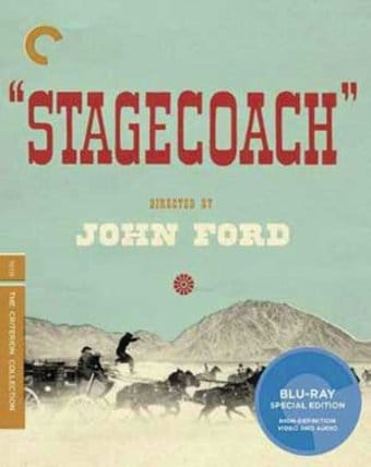 Stagecoach (Blu-ray)