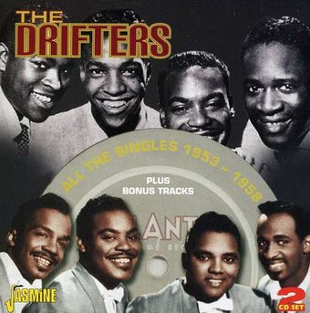 The Drifters All The Singles 1953 1958 Cd 2014