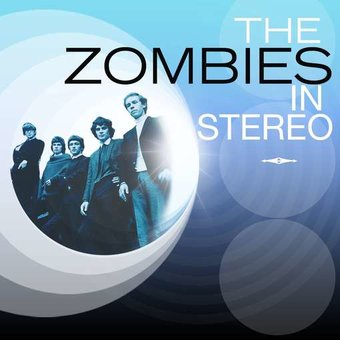 The Zombies In Stereo (4-CD)