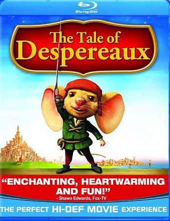 The Tale of Despereaux (Blu-ray)