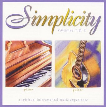 Simplicity: Piano & Guitar (2-CD)