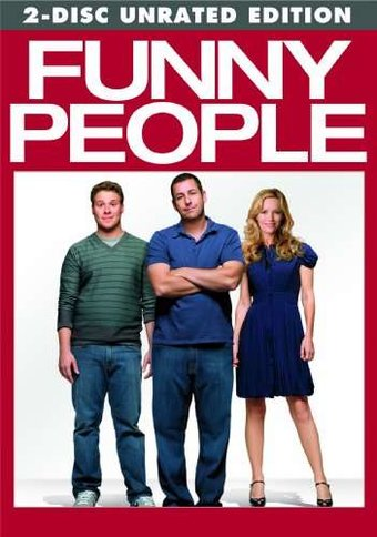 Funny People (2-DVD Special Edition)