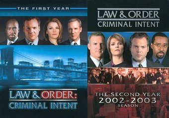 Law & Order: Criminal Intent - The First & Second