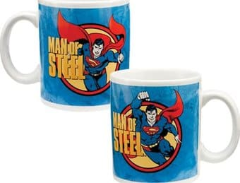DC Comics - Superman: Man of Steel - 12 oz.