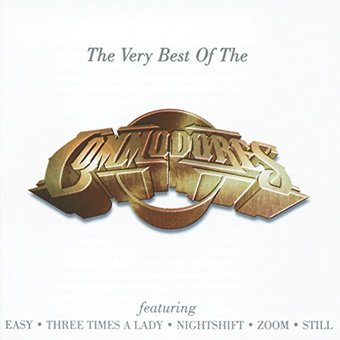 The Very Best of the Commodores [Motown]