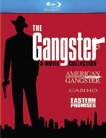 Gangsters Gift Set (Blu-ray, 3-Disc Set,
