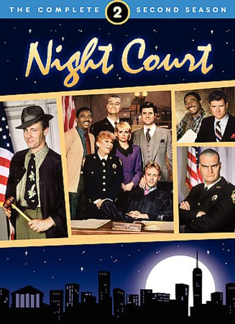 Night Court - Complete 2nd Season (3-DVD)
