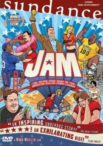 Roller Derby - JAM: Story of the American Roller
