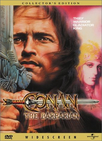 Conan the Barbarian (Collector's Edition