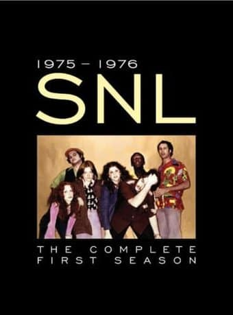 Saturday Night Live - Complete 1st Season (8-DVD)