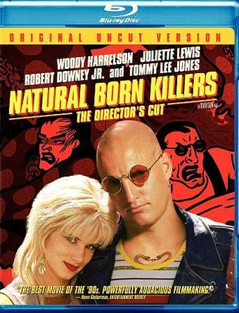 Natural Born Killers (Blu-ray, Director's Cut)