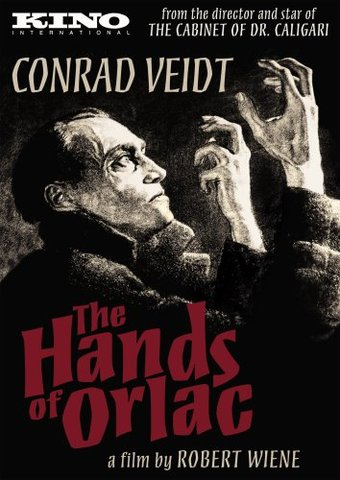 The Hands of Orlac (Silent)