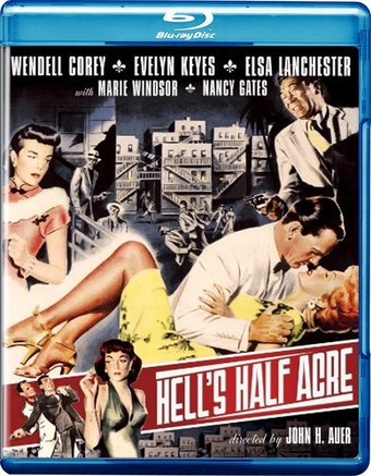 Hell's Half Acre (Blu-ray)
